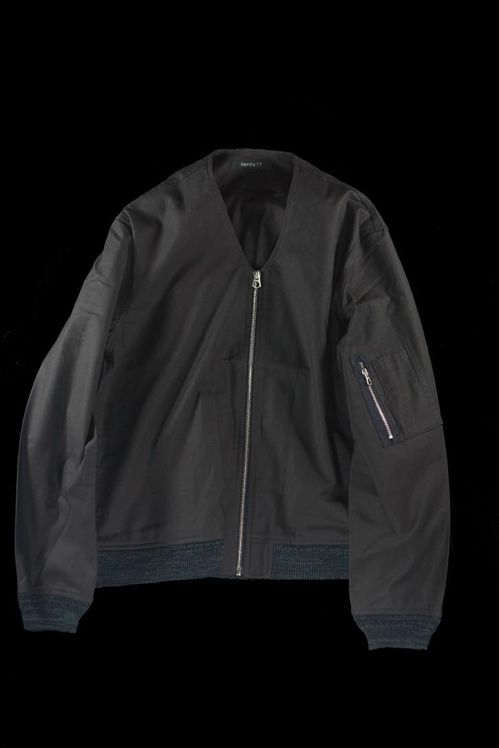 Varde77(バルデ77) LIGHT V FLIGHT JACKET VR16SS-AN-JC01