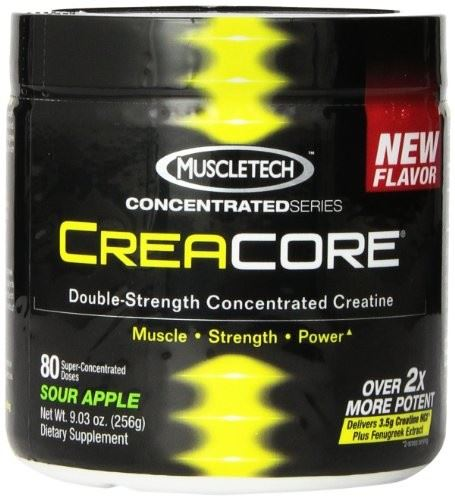 Muscle Tech Creacore - Concentrated Series Sour Apple 9.03 oz ?????