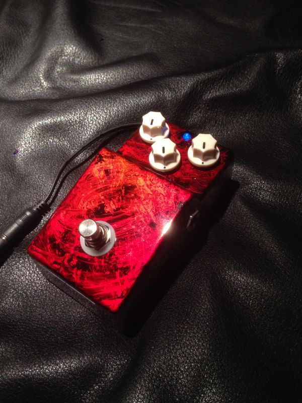 TS-808 9OVERDRIVE9 SP MOD依頼