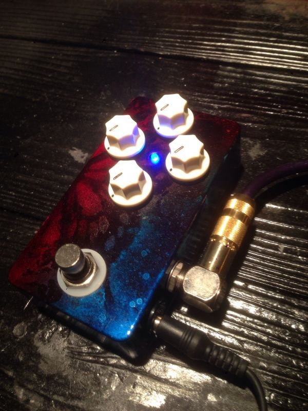 9overdrive9 Distortion〜オーダーフォーム〜
