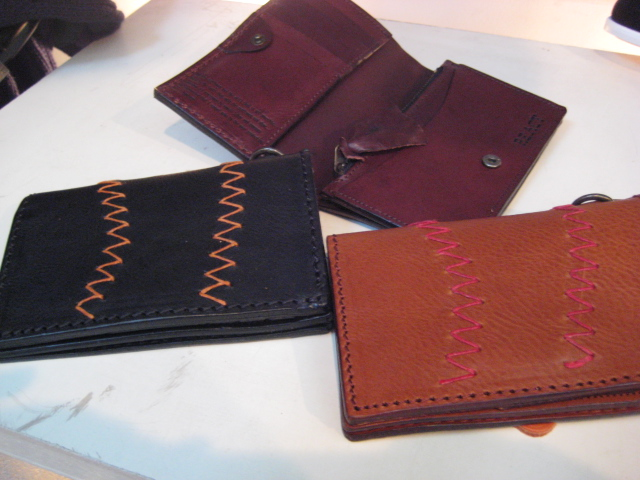 RE.ACT//HAND STICHI WALLET☆別注MODEL☆再入荷☆