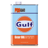 【Gulf】PRO GUARD  Gear Oil  85W-140  GL5   1L/ケース/20L