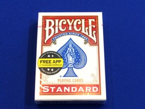 Bicycle Standard Red バイスクルスタンダード赤