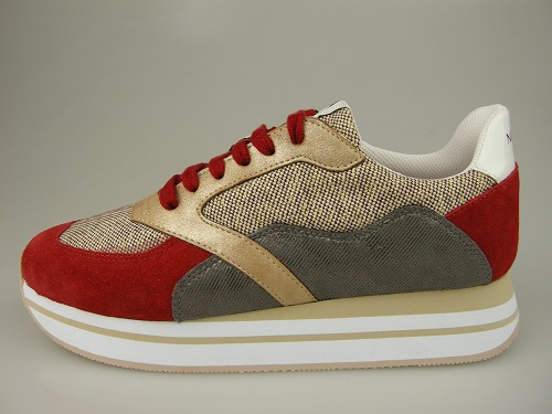 ノーネーム/NO NAME EDEN STREET PALERME RED セール【30%OFF】