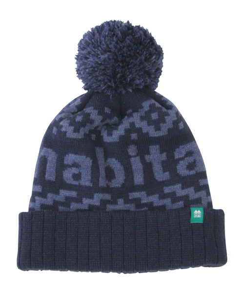 INHABITANT iNU BON BEANIE NV