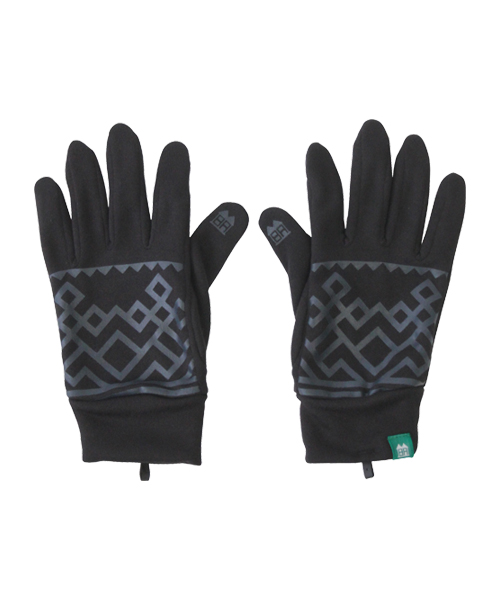 INHABITANT  INNER GLOVE BK