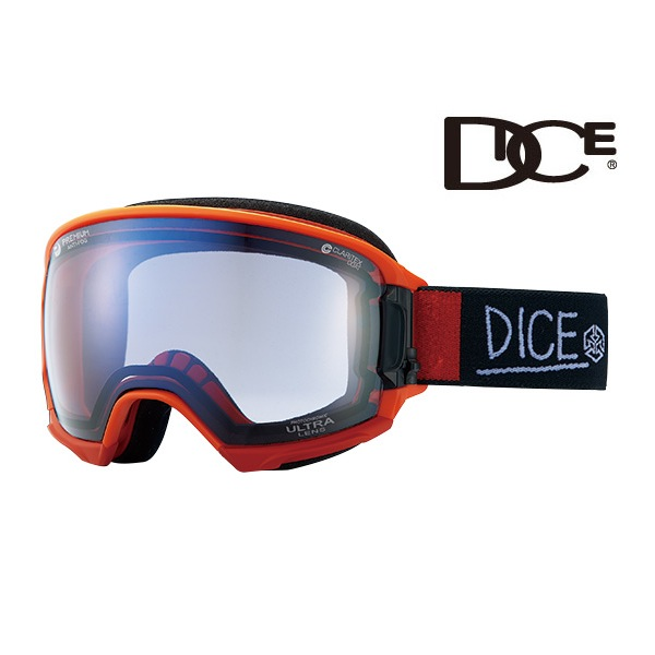 DICE HIGH ROLLER OR Photochromic / Ice mirror / ULTRA Light Purple 2017-2018 『送料無料』