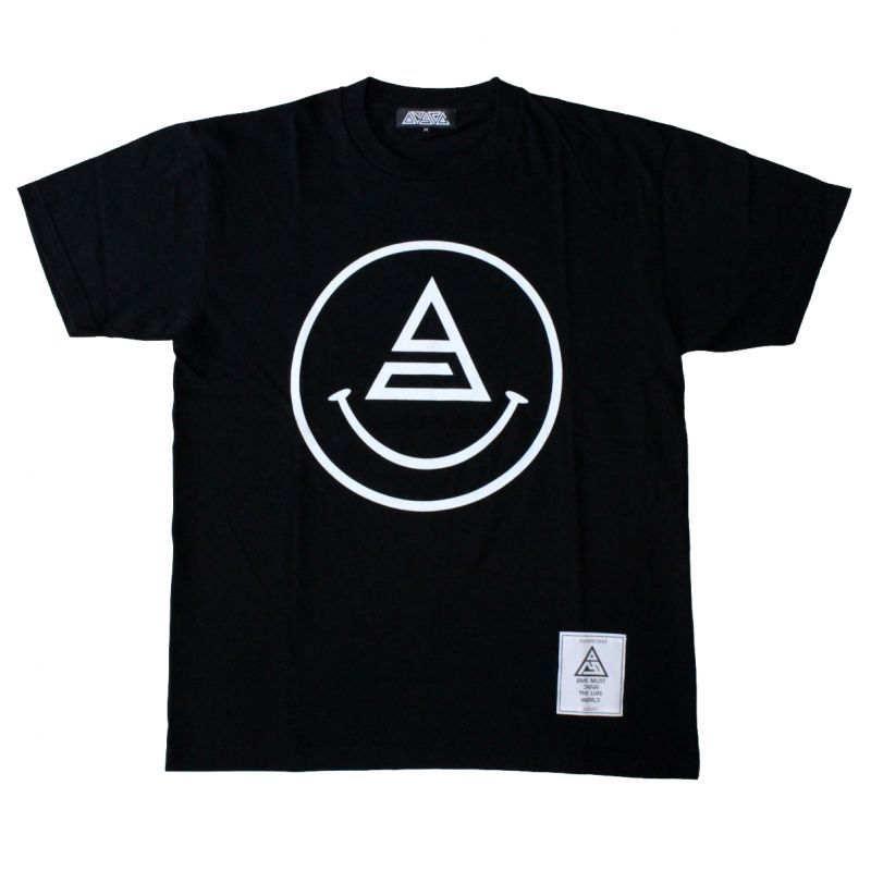 ANARC / A-SMILEY / Tシャツ