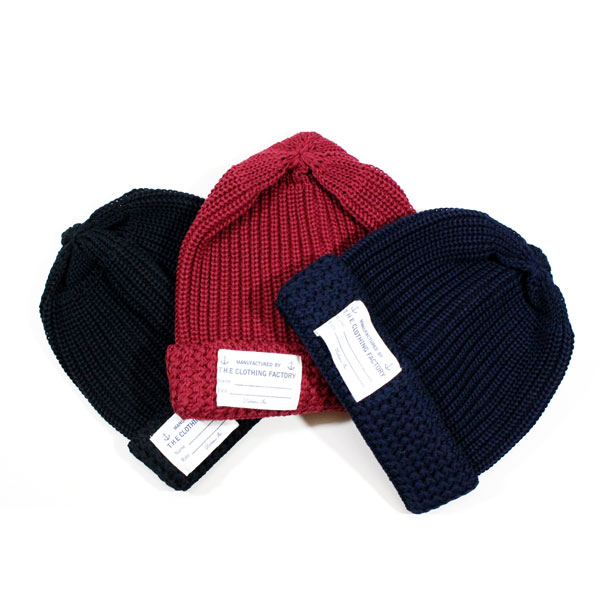 THE HIGHEST END / Knit Cap / ニットキャップ