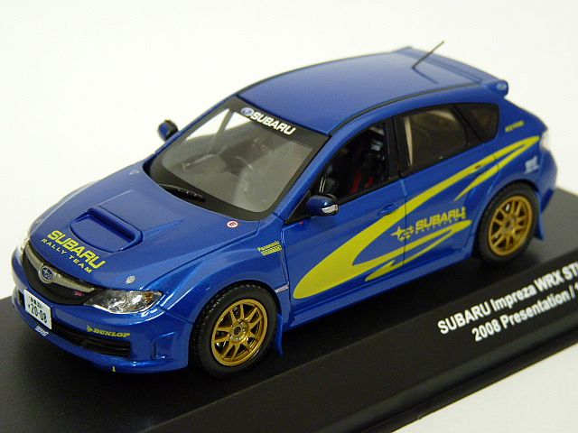 J-collection SUBARU