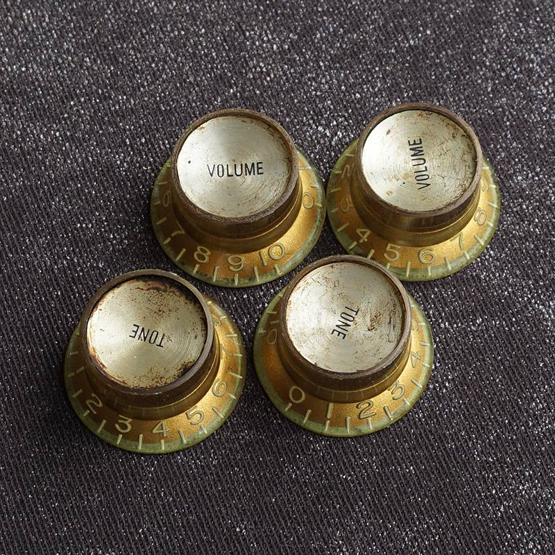 ★Art of Aging Reflector Knob Gold Face AGED -18004