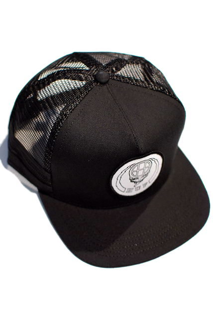 HUF CAP 「FLIGHT TRUCKER」