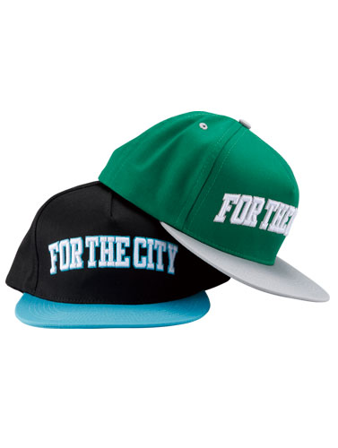 FTC 「FOR THE CITY SNAP BACK 5PANEL」