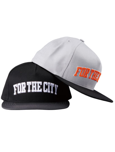 FTC 「FOR THE CITY SNAP BACK 5 PANEL」