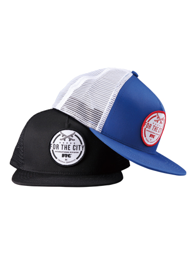 FTC 「INTL DIVISION MESH BACK 5 PANEL」