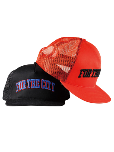 FTC 「FOR THE CITY TRUCKER 5PANEL」