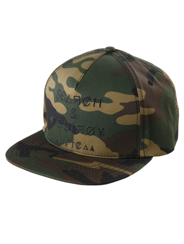 FTC 「SEARCH AND DESTROY 5 PANEL」