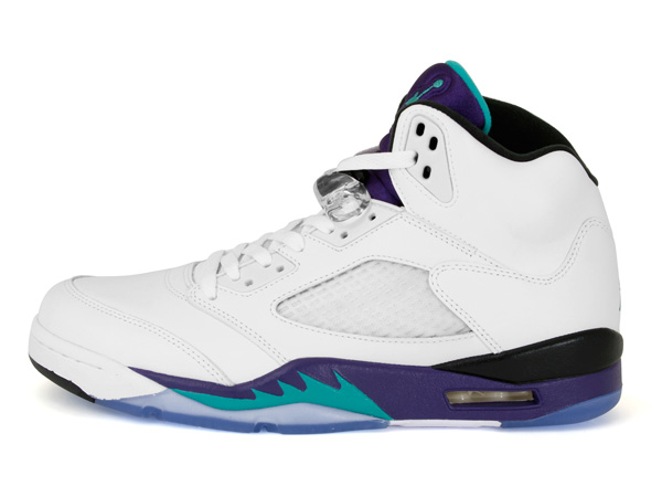 JORDAN AIR JORDAN 5 RETRO Grape