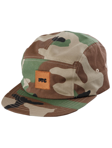 FTC 「CAMO CAMP CAP」