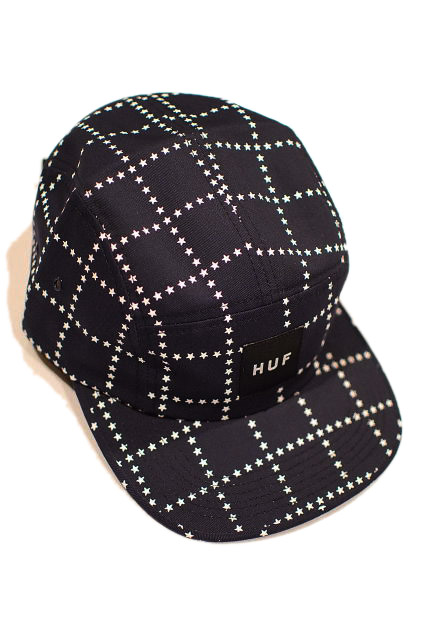 HUF CAP 「STAR BOX VOLLEY」