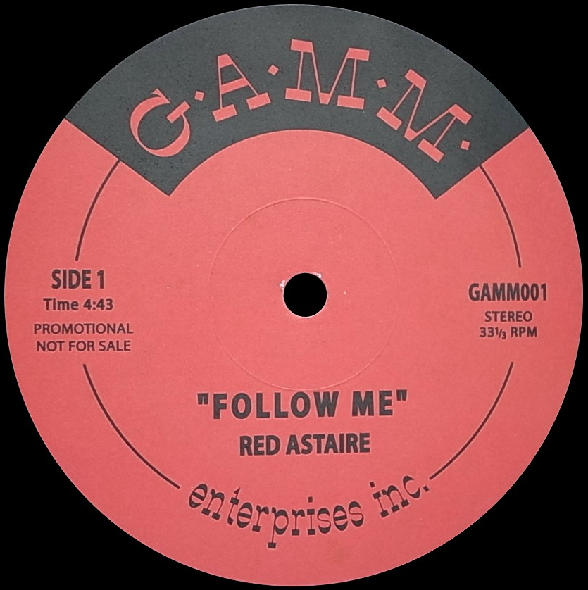RED ASTAIRE/FOLLOW ME