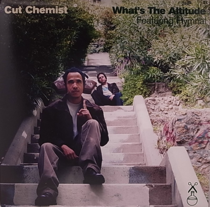 CUT CHEMIST/WHAT'S THE ALTITUDE