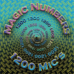 1200 Mic's / Magic Numbers