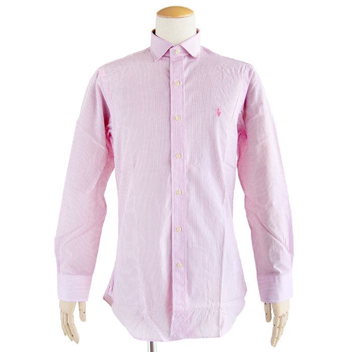POLO RALPH LAUREN slim fit cotton dress shirt PI (15)