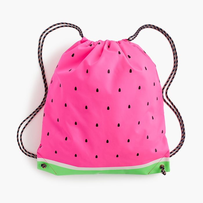 crewcuts GIRLS   watermelon drawstring backpack