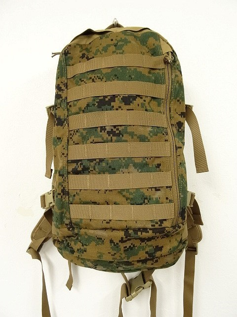 USMC Gen II ILBE Assault Pack Design By Arc'teryx