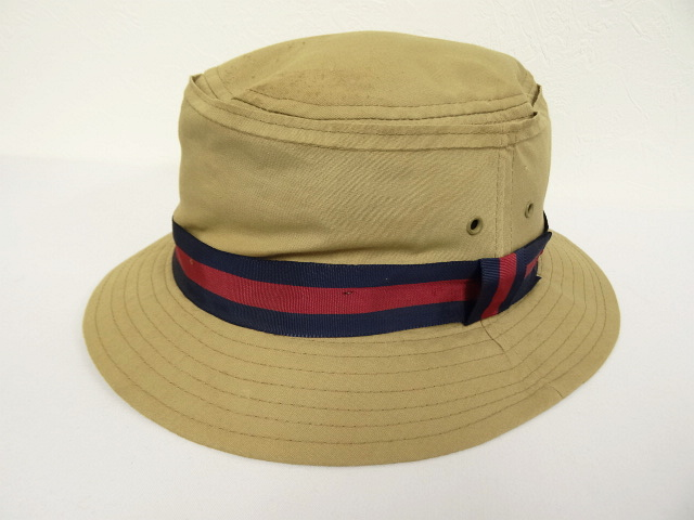 80'S L.L.Bean ハット USA製 (VINTAGE)