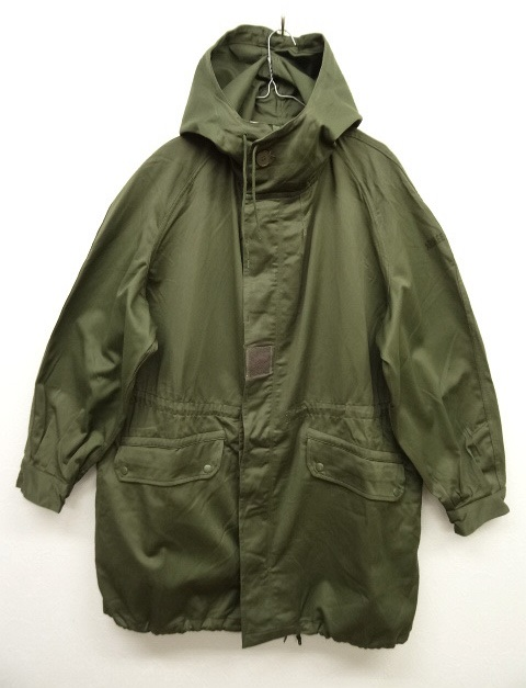 "80'S フランス軍 ""ARMEE FRANCAISE"" M64 パーカー (DEADSTOCK)"