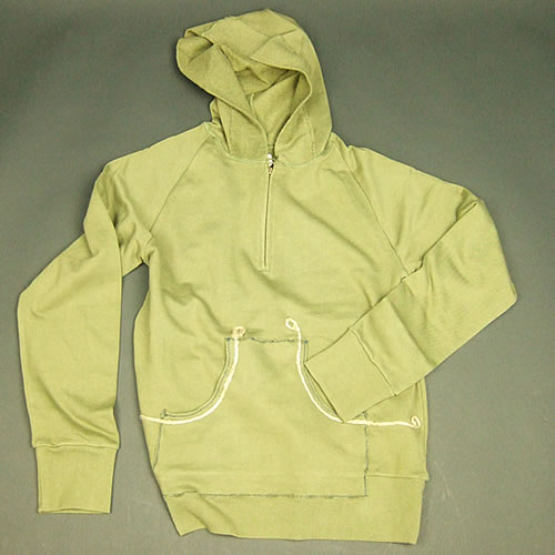 Jalian Pull-Over Hooded Swet (Olive) MサイズA