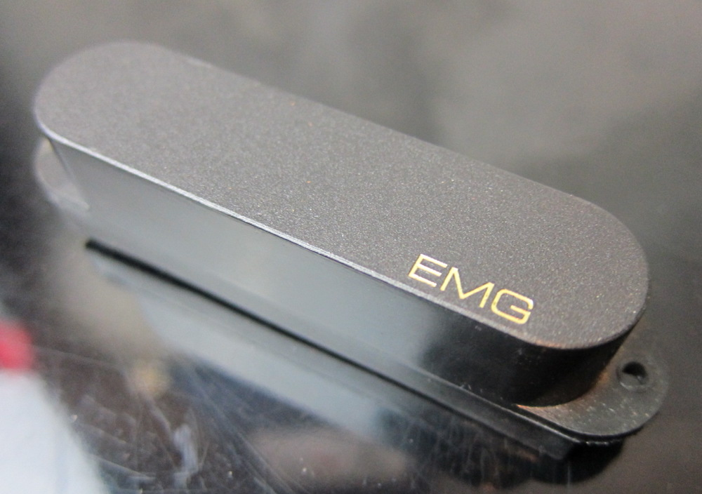 EMG Single Coil, Solderless, Vintage Logo