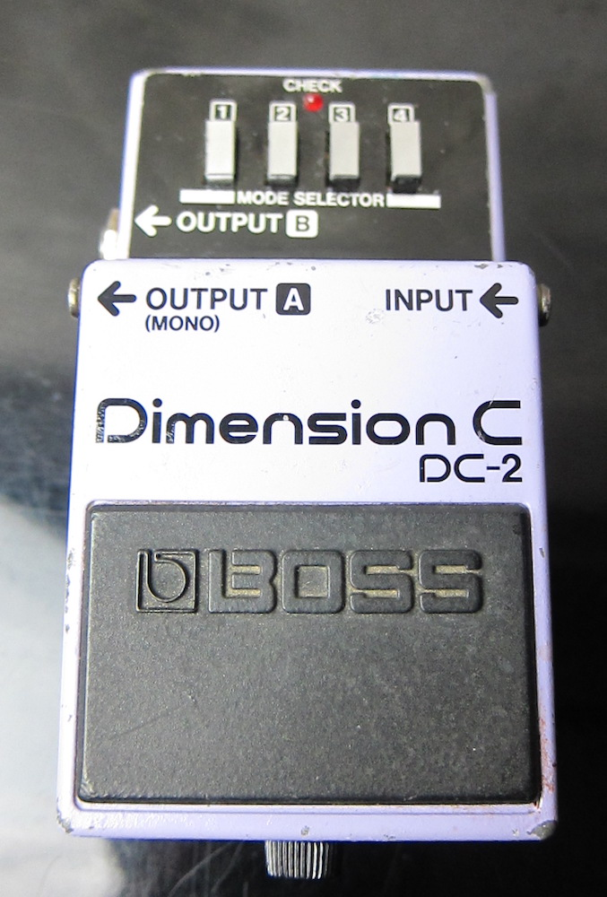 BOSS Dimension-C DC-2