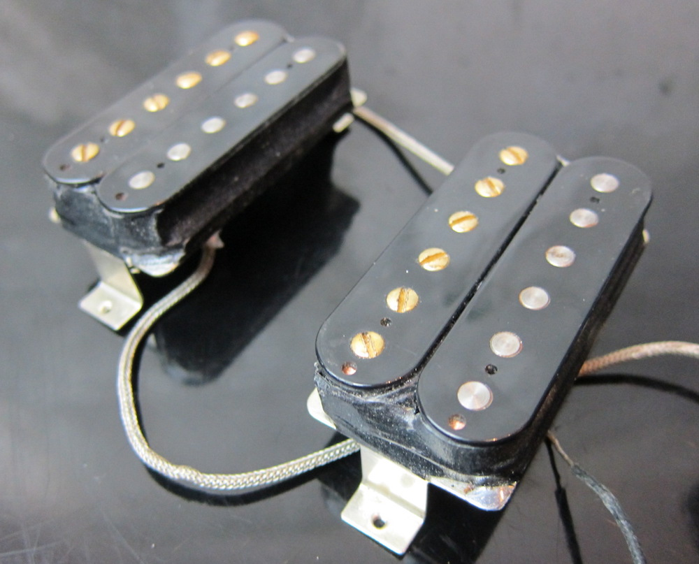 Gibson USA  490R & 498T Humbucker Pickup Set