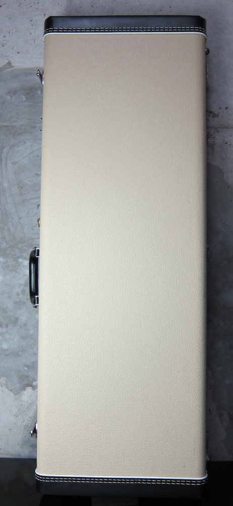 Fender Custom Shop White Tolex Hard Case