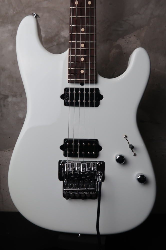 Suhr Classic Olympic White