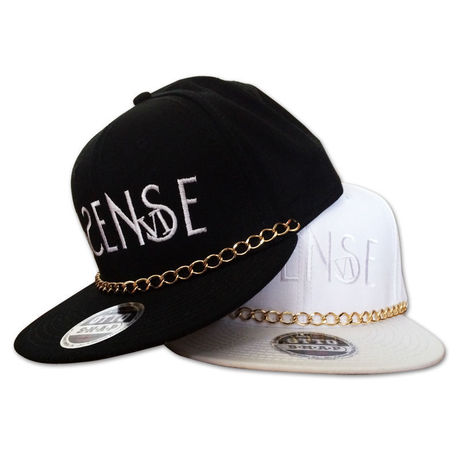 【6SNESE】SNAP BACK -GOLD CHAIN-