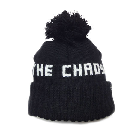 """SALE UNRIVALED """"POM KNIT CAP"""""""