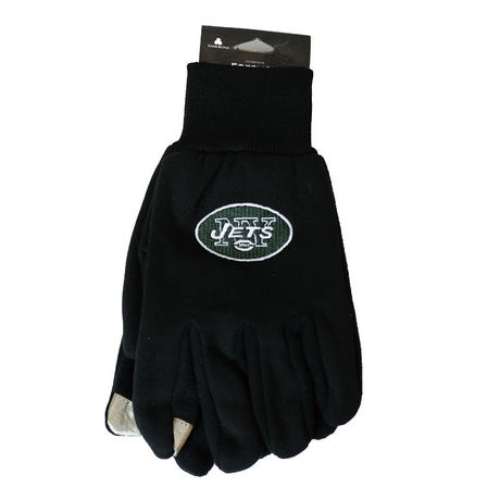 New York Jets / OFFICIAL GLOVE [BLACK]