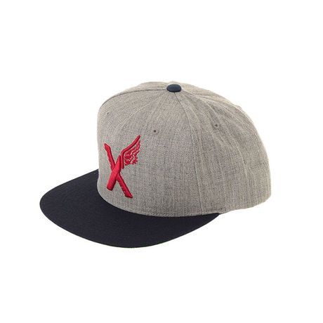 10DEEP / WING SNAPBACK [GRAY]