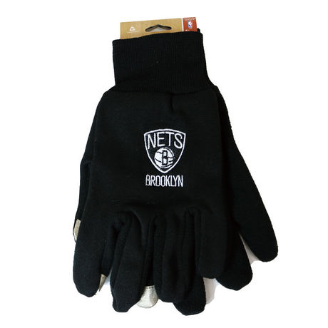 Brooklyn Nets / OFFICIAL GLOVE [BLACK]
