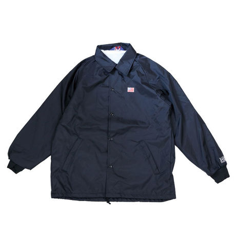 145th Street NY / ASW Coaches Jacket [BLACK]