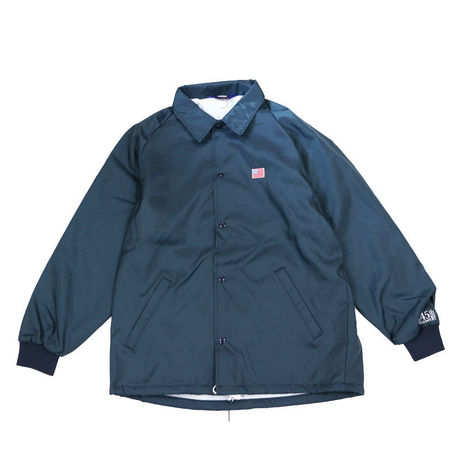 145th Street NY / ASW Coaches Jacket [NAVY]