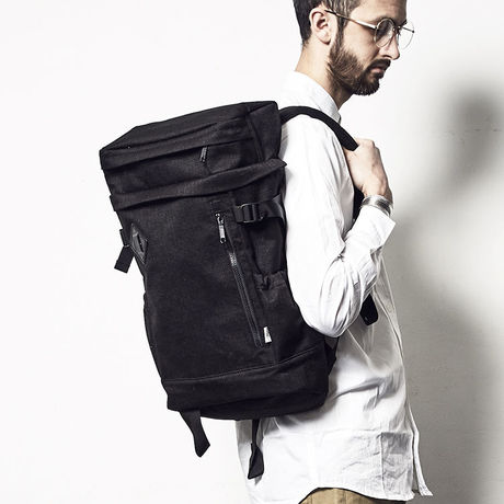 【FLIP/フリップ】CYLINDRICAL BACKPACK VBOM-3450