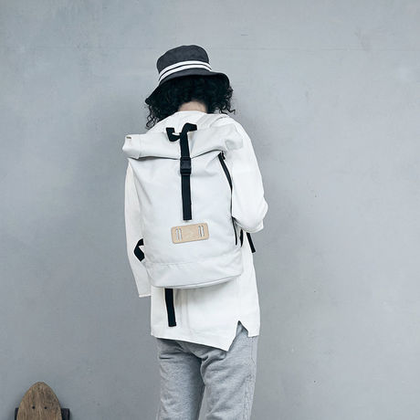 【TSAC/The Sun and Classic】NYLON ROLL TOP DAYPACK/ナイロン ロール トップ デイパック  tsac205