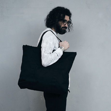 【TSAC/The Sun and Classic】NYLON TOTEBAG/ナイロン トートバック tsac206