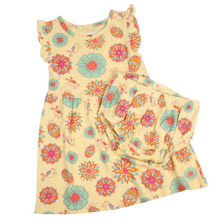 Lovely Flower Babydress
