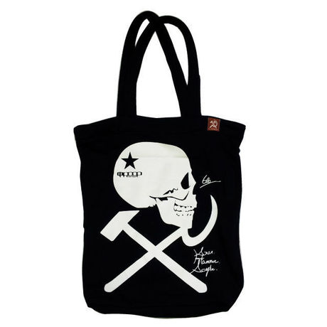 """""""SKULL"""" SWEAT TOTE BAG"""